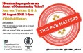 Nominating a pub as an Asset of Community Value?