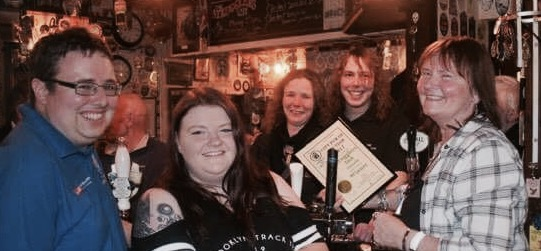 Lincoln CAMRA City Pub of the Year