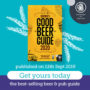 Good Beer Guide 2020 Downhill Pubs visit