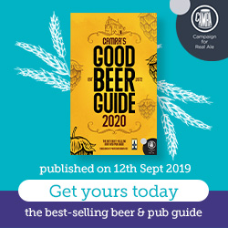 Good Beer Guide 2020 Uphill Pubs visit